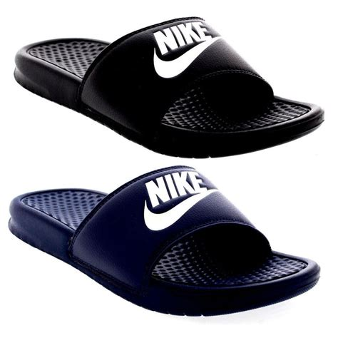 nike mens slippers s nike benassi flip flops sandals pool slippers