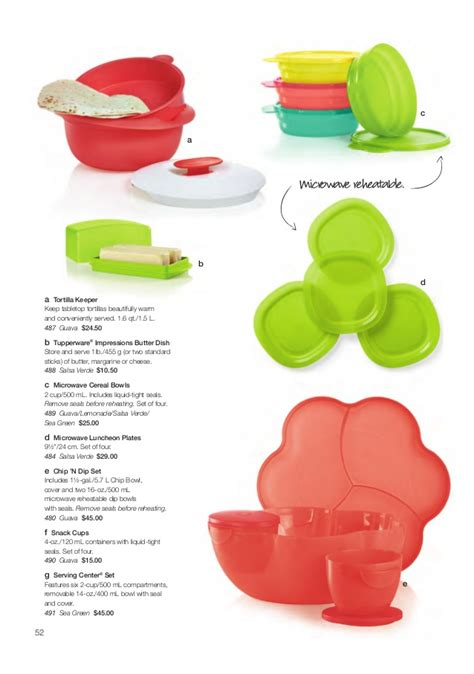 Tupperware Large Summer Fresh Kotak tupperware summer 2015 catalog