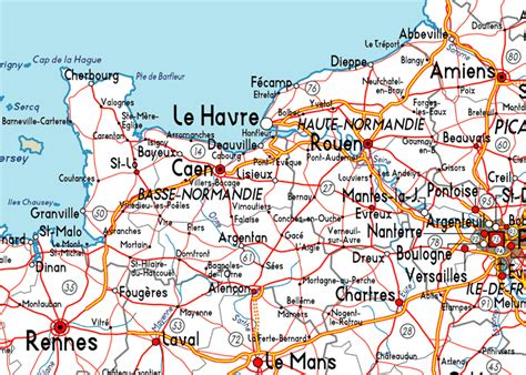 normandy map normandy map normandy normandy map normandy and