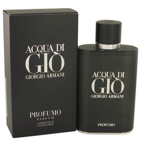 Parfum Original Acqua Di Gio by Acqua Di Gio Profumo Cologne By Giorgio Armani Eau De