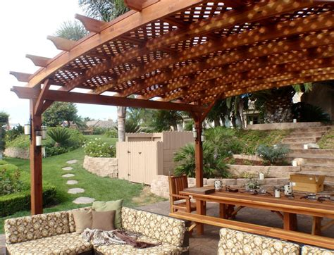 Arched Pergola Kits Built To Last Decades Forever Redwood Curved Roof Pergola