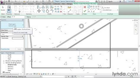 surface pattern revit download using regions to create material indications and patterns