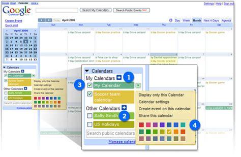 Calendar Googlecom Managing Calendars Excel Micro Inc
