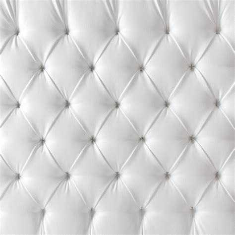 Simple Bedroom Design white tufted leather texture pinterest leather