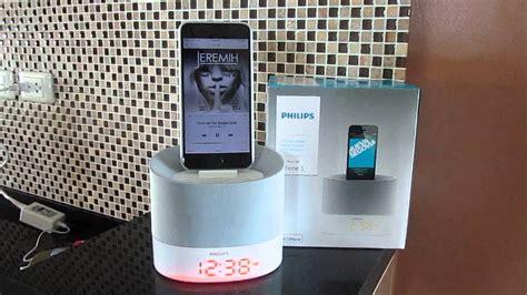 philips ds lightning dock speaker station  iphone