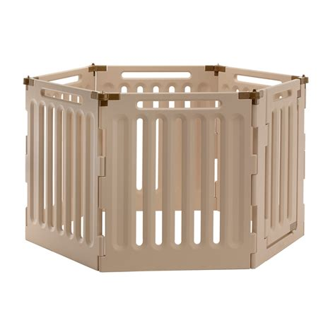 petco puppy play richell six panel convertible indoor outdoor play pen petco