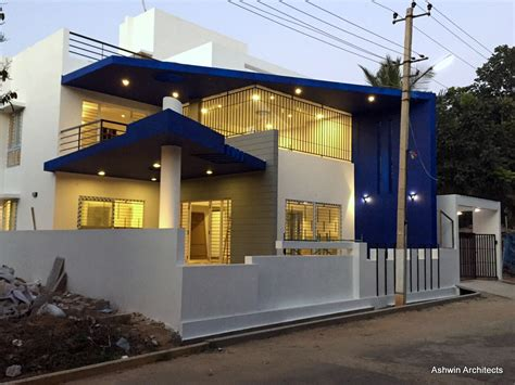 New Home Plans With Interior Photos Modern Villa Designs Bangalore Luxury Home Builders