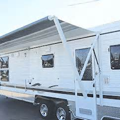 Motorhome Awnings Australia by Caravan Awnings Buy Modern Rv Awnings Australia