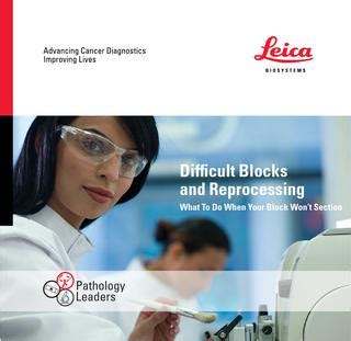 difficult blocks and reprocessing what to do when your