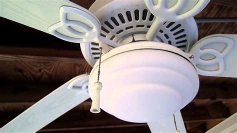 gazebo fan with hook white hton bay gazebo ceiling fan