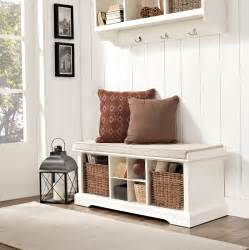 Entryway Table With Storage by Entryway Benches Storage Pollera Org