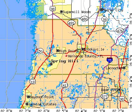 map hernando county florida hernando county weather news maps events and history