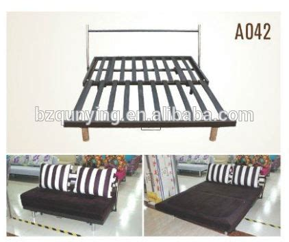 metal frame pull out sofa bed general use pull out metal or slat sofa bed