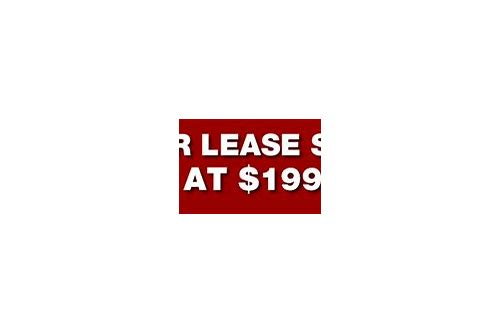 lease deals canton ohio