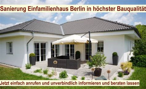 modernisierung haus modernisierung haus sanierung berlin brandenburg