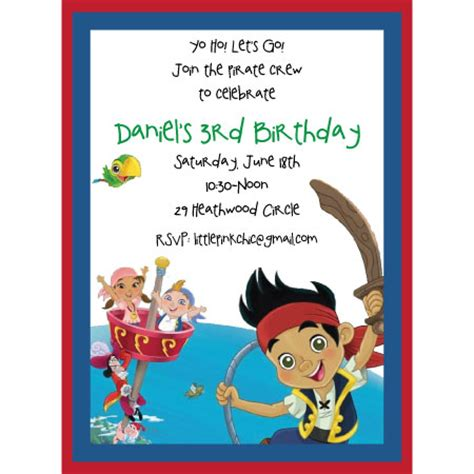 jake and the neverland template ideasbaby shower invitation wording baby shower invitation