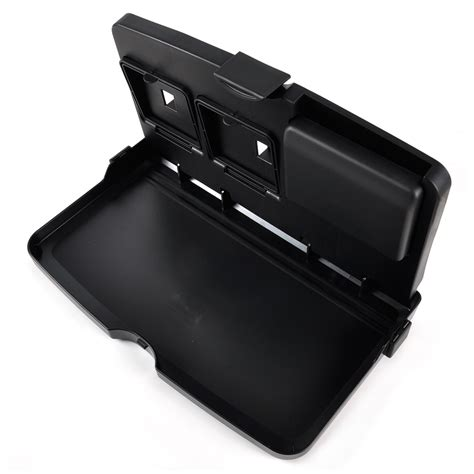 Car Seat Drink Holder And Food Tray 1 car seat tray mount food table meal desk stand drink cup