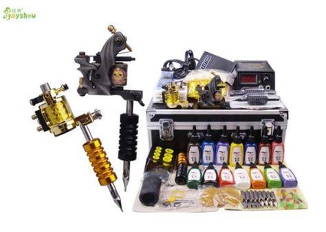 cheap rotary tattoo machine professional tattoo kits  power supply