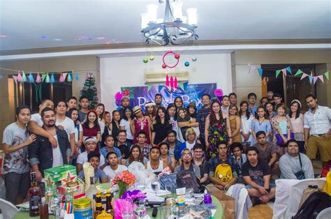 coachella themed christmas party