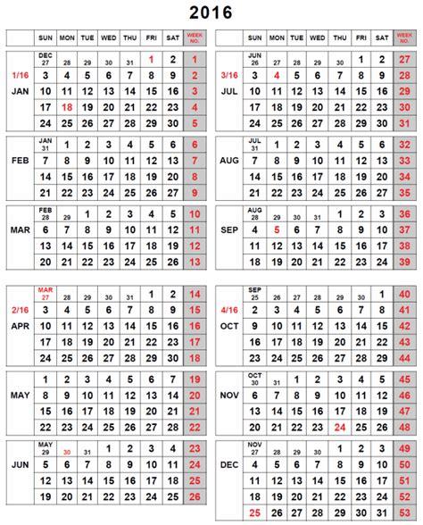 new year 2016 2 weeks julian week calendar 2016 calendar template 2018