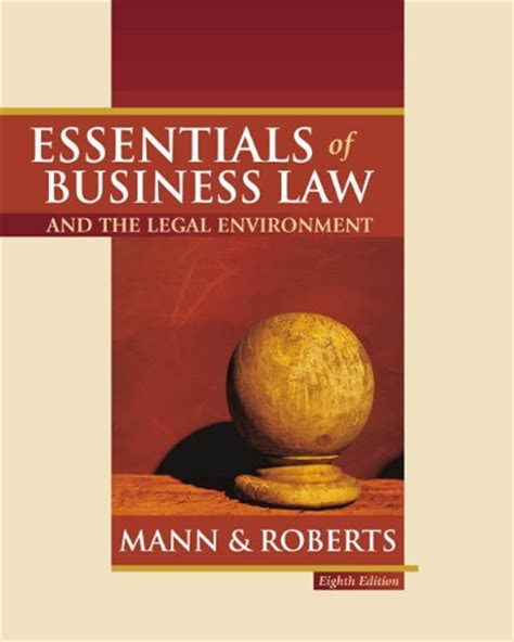 essentials of business and the environment