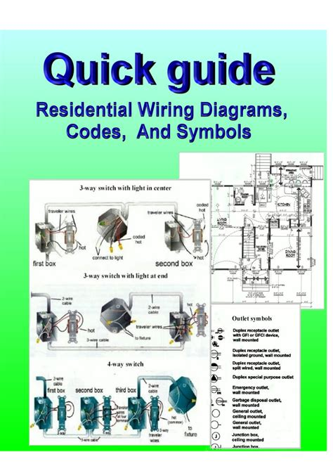 electrical house wiring color code wiring diagram with