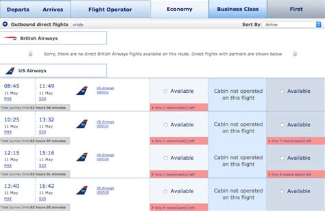 Airline Cabin Codes by American Us Airways Further Aligning Fare Classes One