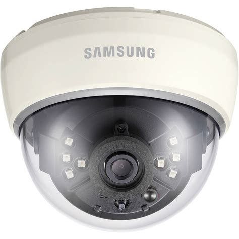 Dome Ir Indoor 36mm High Resolution Day And Adaptor samsung scd 2020r 1 3 quot high resolution day scd 2020r