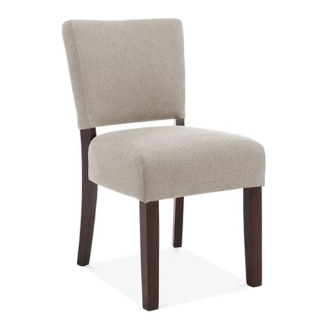 cream dining room chairs cream wool upholstered finchley dining chair modern