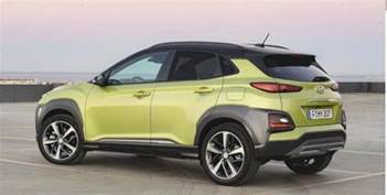 Hyundai Photos 2018 Hyundai Kona Photos Hit The Web The Torque Report