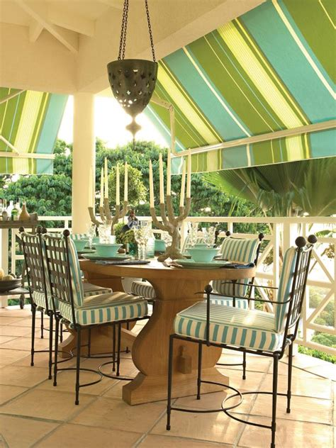shade your balcony from the sun with outdoor blinds your patio cover hgtv