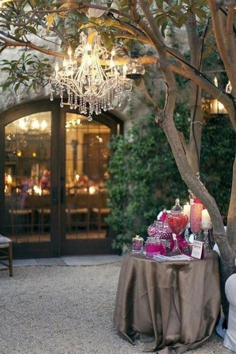 Outdoor Chandelier Ideas ideas diy chandeliers and outdoor lighting 2413107 weddbook