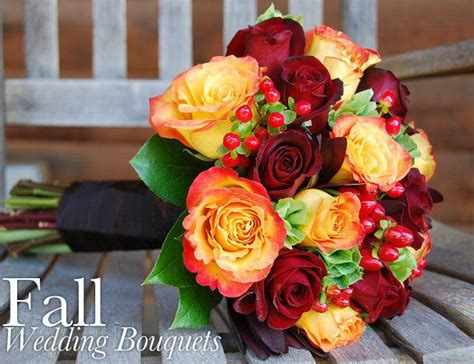 fall flowers for wedding autumn wedding bouquet flowers october newsletter flower shop network