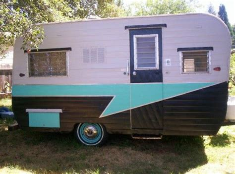 201 best gler idea s i images on vintage cers vintage travel trailers