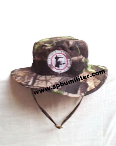 Topi Loreng Perbakin Oak Camo topi rimba sniper 2 loreng camo oak spbu militer
