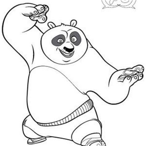 kung fu panda po coloring pages 1000 images about guide hut christmas 2015 on pinterest