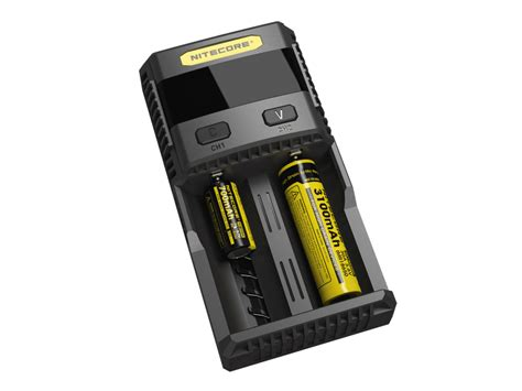 Nitecore Charger Li Ion Ni Mh Sc2 3 Ere nitecore sc2 charger in india at lightorati fast charger for li ion 18650 imr ni mh aa aaa