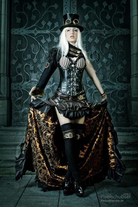 Steampunk Style by Gorgeous Steampunk Style Pinterest