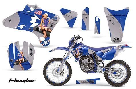 Yamaha Sticker Kits by Yamaha Motocross Graphic Sticker Kit Yamaha Mx Yz250f