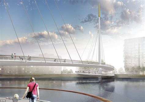 design contest launched for another thames bridge finalists unveiled in competition to build a new bridge
