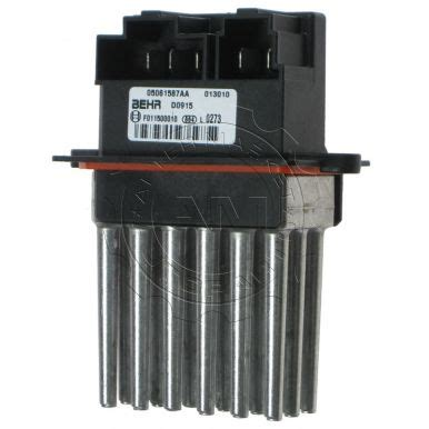 blower motor resistor 2005 dodge durango 2005 2007 dodge durango blower motor module for models with automatic temperature at am