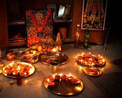 Deepavali Decorations Home Diwali Puja Lakshmi Puja Deepawali Puja