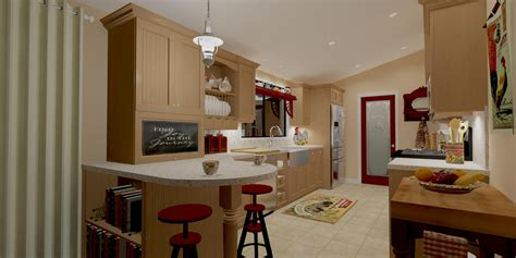 Remodel Mobile Home Interior by Remodelling The Mobile Money Pit Renderings Pamdesigns
