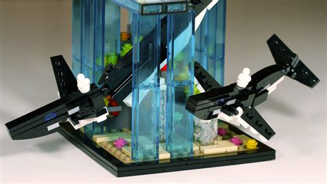 lego orca boat instructions lego ideas humpback whale watch build a whale save a