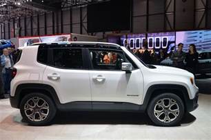 Jeep Renegarde 2015 Jeep Renegade Geneva 2014 Photo Gallery Autoblog
