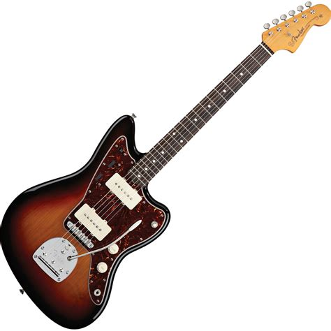 nearly new fender classic player jazzmaster special electric guitar