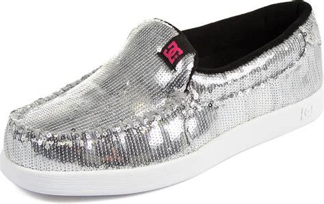 Dc Slipon dc womens villain le slip on shoes