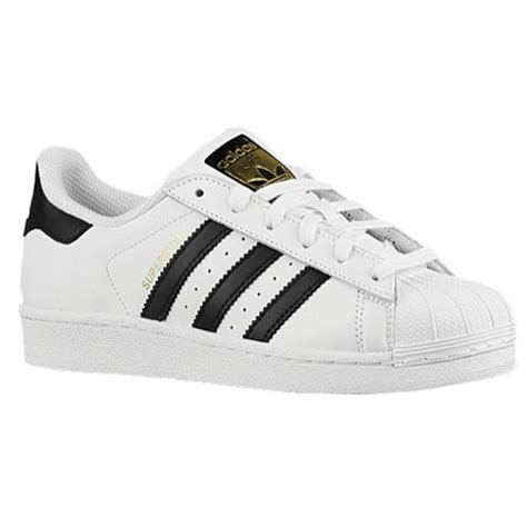 Adidas Zoom Grade Original 1 adidas originals superstar boys grade school casual shoes white black white