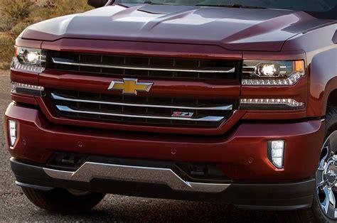 2016 Chevrolet Silverado 1500 Gets a New Look