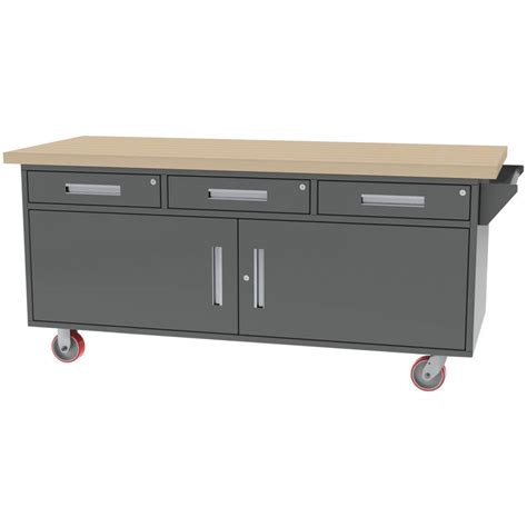 workstation bench mg 88 mobile workbench workspacesandstorage com